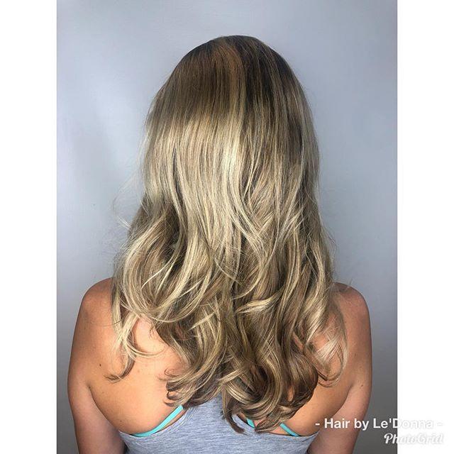 Autumn blondes #kevinmurphycolorme #salo