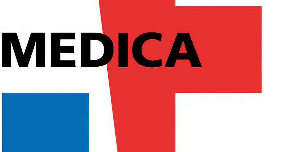 MEDICA Messe Düsseldorf: Word Forum of Medicin