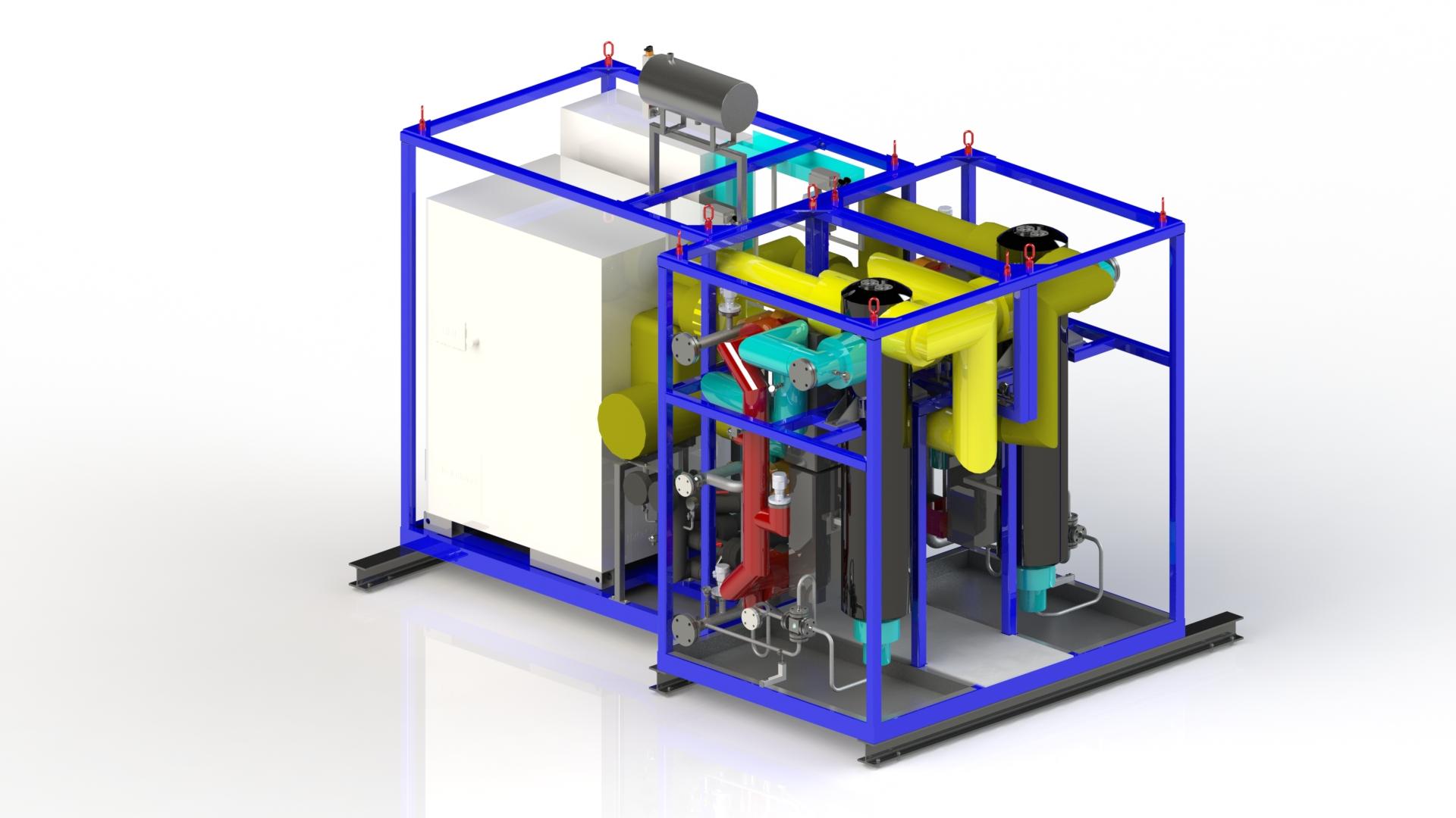 3D Rendering HOF CryoProPhase