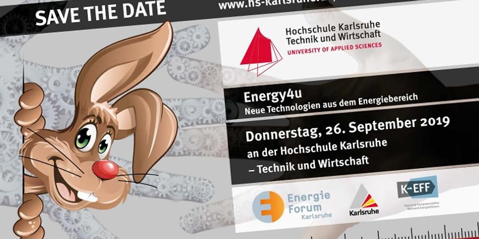 Energy4u 2019: Fachvortrag zu Kaltluftmaschinen für Tieftemperatur