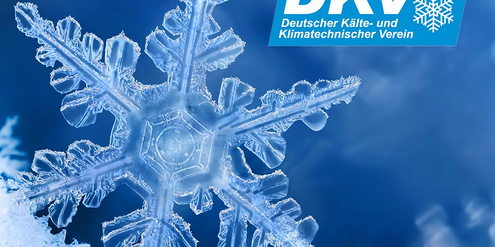 DKV Hamburg - Fachvortrag zu Kaltluftmaschinen für Tieftemperatur