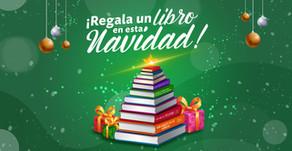 ¡Regale un libro en esta navidad!