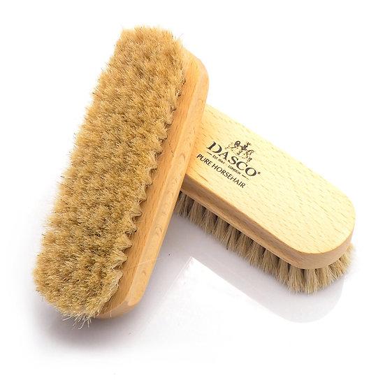 DASCO - Щетка для полировки обуви, BRISTLE, бук, светлая щетина, 170*45*15