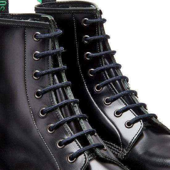 Solovair шнурки темно-синие 180 см.