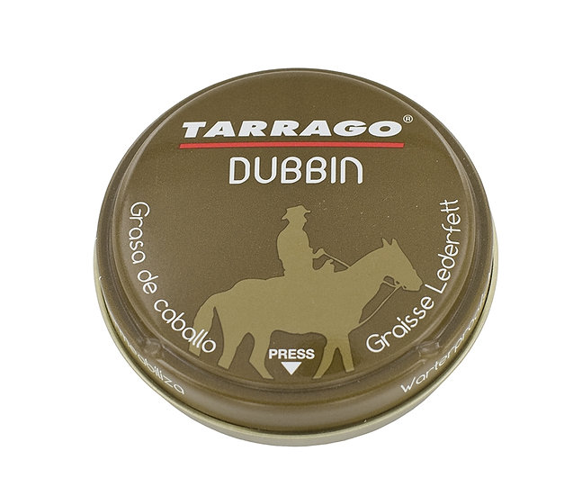 TARRAGO - Жир DUBBIN TIN, банка, 100мл. (neutral)