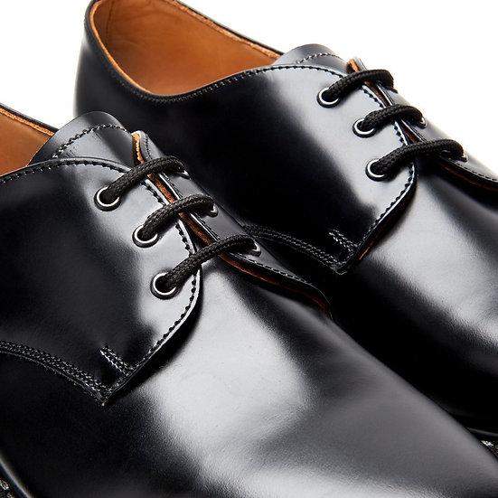 Solovair шнурки 80 см черные