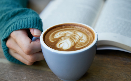 You Can't Get Coffee at Online Bookstores