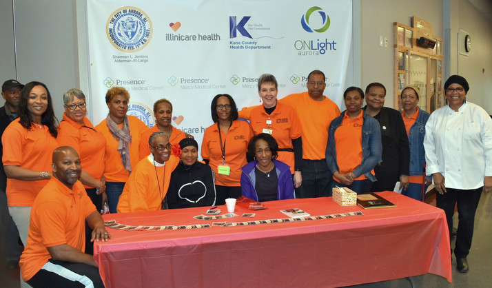 13th Annual Community Health Fair Featured Outstanding Health Expert, Services For All