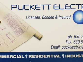 Need An Electrician?...Look No further
