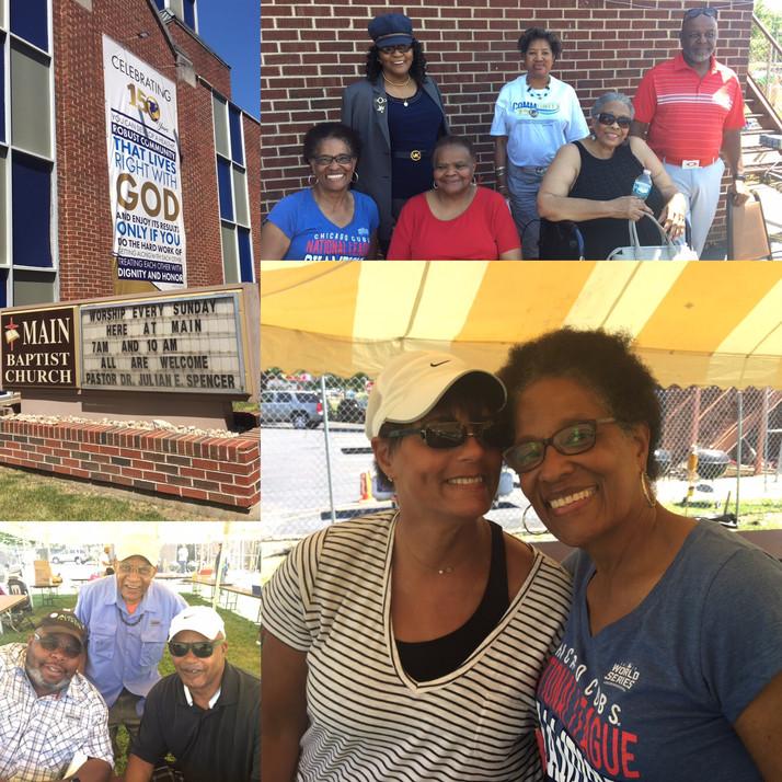 Main Baptist Church In Aurora, IL Celebrates 150 Years!...Congrats!