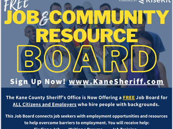 Free Job, Community Resource Board For Employers Looking For Workers
