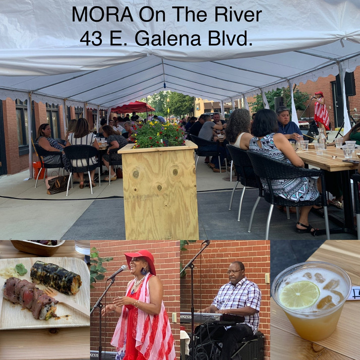 Outdoor Dining In Downtown Aurora Becomes A Big Hit For Restaurants, Patrons