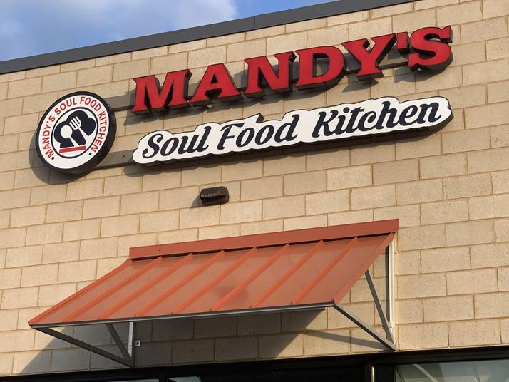 The Alpha's Soul Foodfest At Mandy's Kitchen...Mmmm Good!