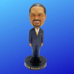 Mayor Irvin Bobblehead Dolls On Sale Now