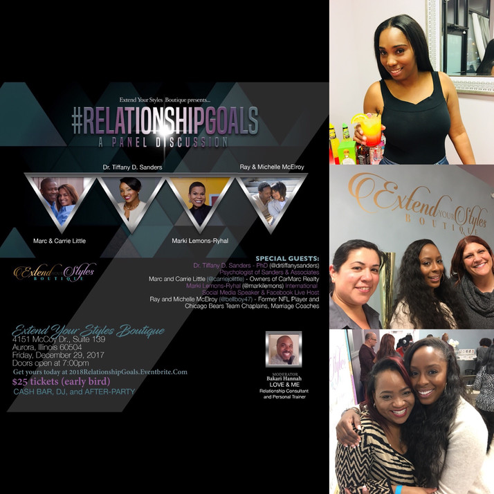 Fantastic Relationship Panel Discussion...Open, Honest, Real