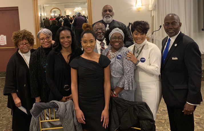 AAHAB's Annual Heritage Dinner Honors The Best of African American Life In Aurora;