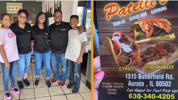 Patelli's Restaurant Opens In Aurora, IL