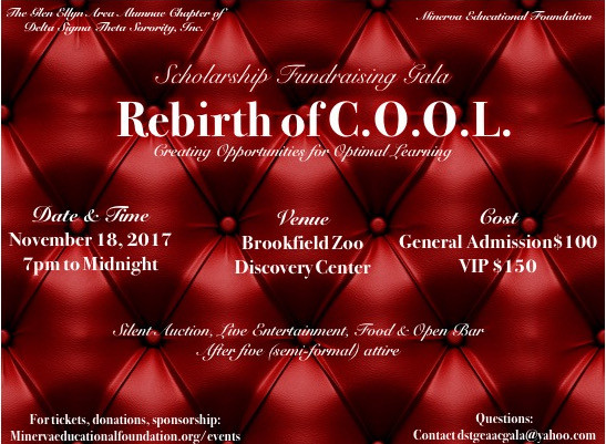 Join The Delta's For The Rebirth of C.O.O.L.