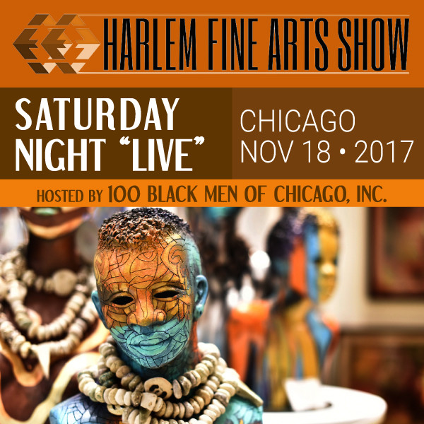 Harlem Fine Arts Show On Tap In Chicago November 18th At Malcolm X College