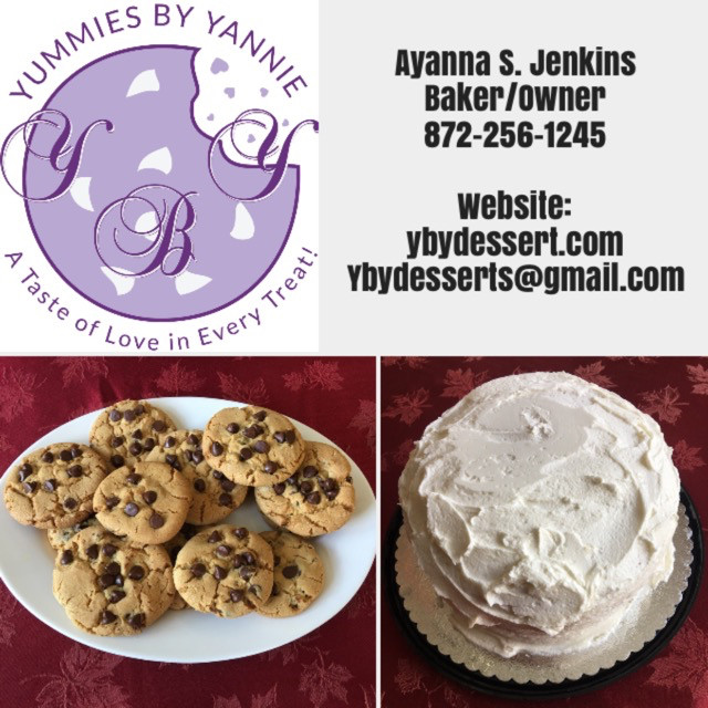 Fantastic Businesses Abound In The Northern Illinois Area: Yummies By Yannie