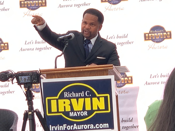 Aurora, IL Mayor Launches Campaign For Re-election