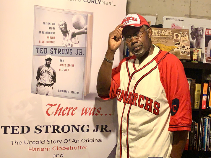 Negro Leagues Baseball Celebrates 100 Years This Year; Author Tips His Cap In Recognition