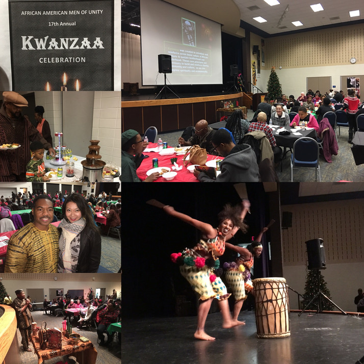 AAMOU'S Kwanzaa Celebration In Aurora Another Outstanding Success!!!!