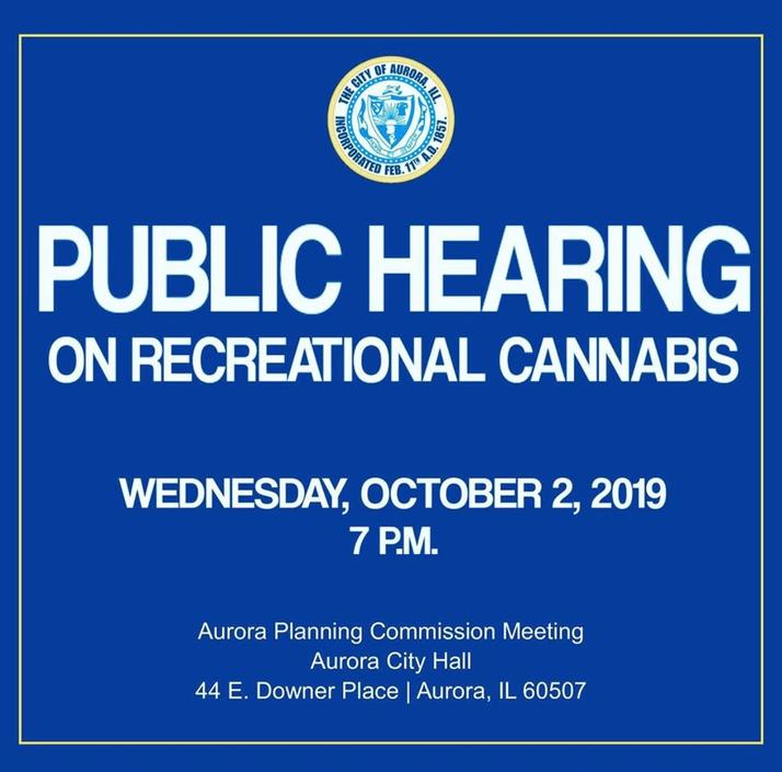 Aurora Begins Process To Consider Sale of Recreational Cannabis