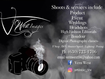 In Need of A Photographer...QCAACC Has Some of the Best