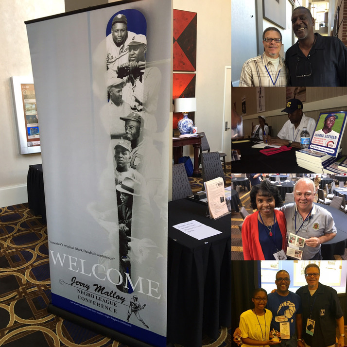 2016 Jerry Malloy Negro League Baseball Conference Another Success