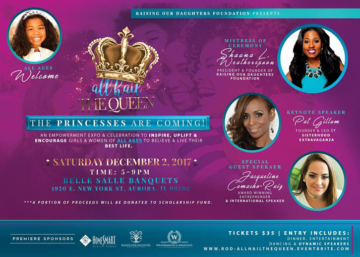 Empowerment Expo Lands In Aurora, IL December 2nd...