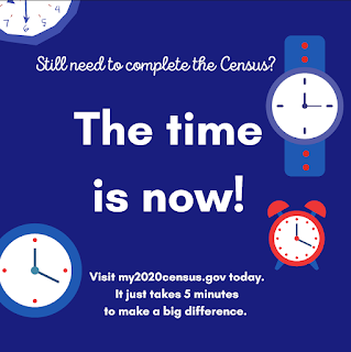 Census 2020 Deadline Is Approaching; Did You Complete Yours?