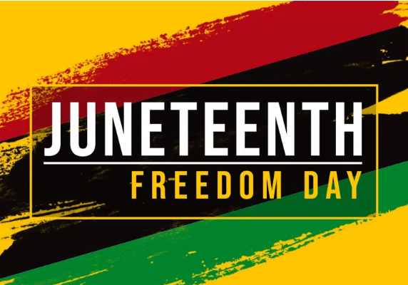 Juneteenth Official Recognize As A Federal Holiday