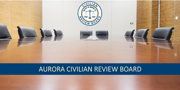 Aurora, IL Creates A Civilian Review Board; More than 100 Applications Received