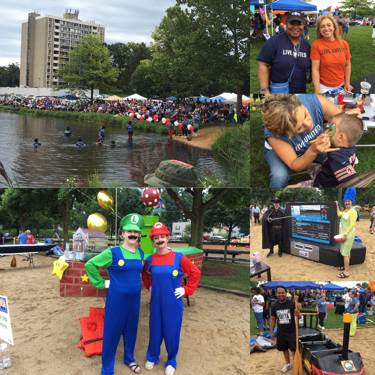 United Way Boat Race