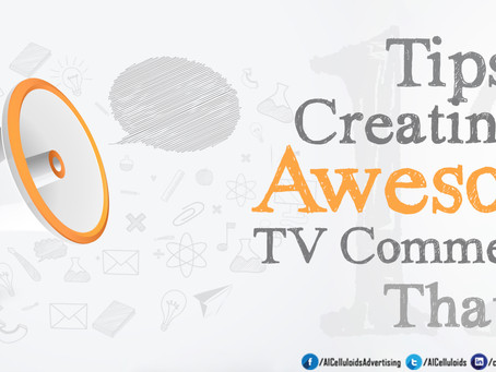 12 Tips For Creating An Awesome TV Commercials That Sell