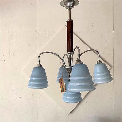 Art déco lamp