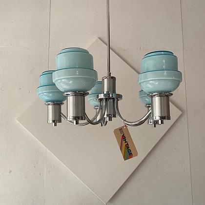 Art déco fusion lamp