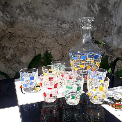 Liquor set 4
