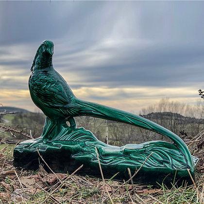 ART DECO - Green Pheasant