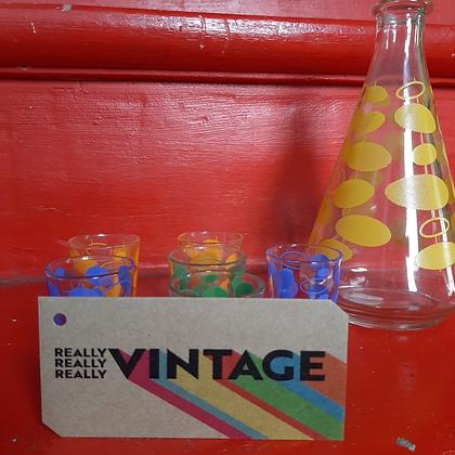 Happy liquor set (small)