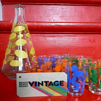 Happy liquor set (big)