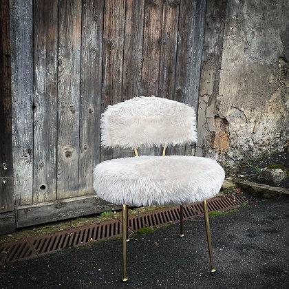 Fluffy chair