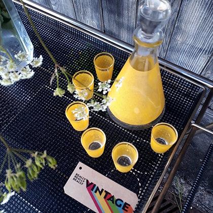 Honeycomb liquor set