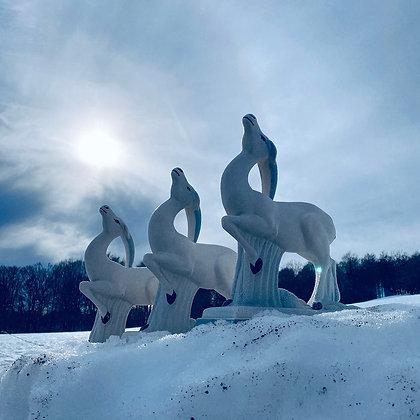 ART DECO - Antelope pack