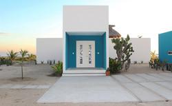 Entrance Casa Quetzal