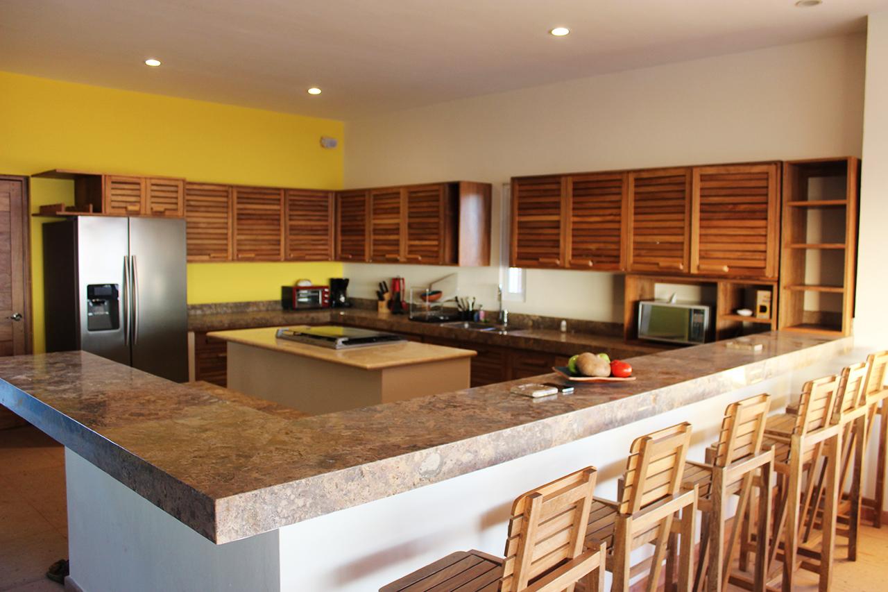 Kitchen in Casa Quetzal