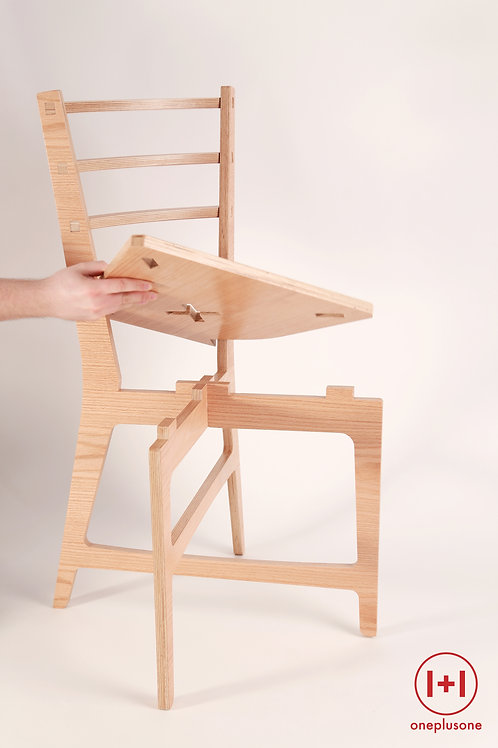 One Plus One dining chair