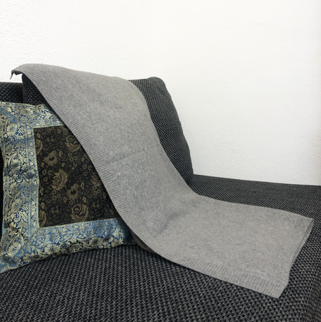 Cosy Blanket – Light Grey