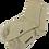 Thumbnail: Cashmere Lounge Adult Socks –Ivory